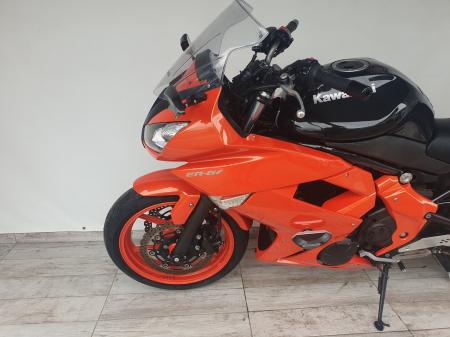 Motocicleta Kawasaki ER6-F 650cc 71CP - K70906 [8]