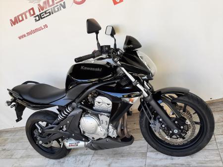Motocicleta Kawasaki ER6-N 650cc 71CP - K10680 [4]