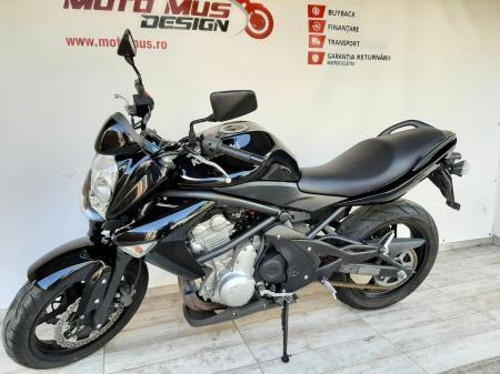 Motocicleta Kawasaki ER6-N 650cc 71CP - K10680 [7]