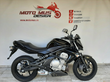 Motocicleta Kawasaki ER6-N 650cc 71CP - K10680 [0]