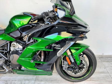 Motocicleta Kawasaki Ninja H2 SX SE 1000cc 200CP - K02736 [3]