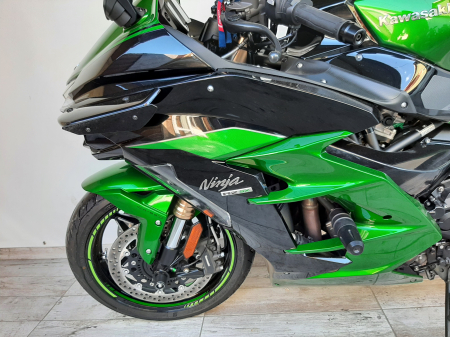 Motocicleta Kawasaki Ninja H2 SX SE 1000cc 200CP - K02736 [8]