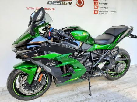 Motocicleta Kawasaki Ninja H2 SX SE 1000cc 200CP - K02736 [7]