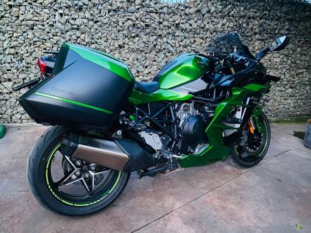 Motocicleta Kawasaki Ninja H2 SX SE 1000cc 200CP - K02736 [13]