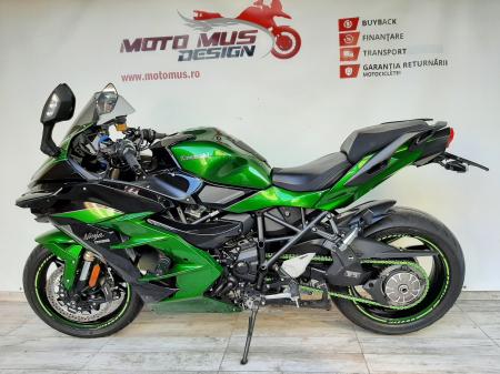 Motocicleta Kawasaki Ninja H2 SX SE 1000cc 200CP - K02736 [6]