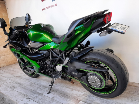 Motocicleta Kawasaki Ninja H2 SX SE 1000cc 200CP - K02736 [10]