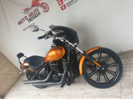 Motocicleta Kawasaki VN900 Vulcan 900cc 49.6CP - K492734
