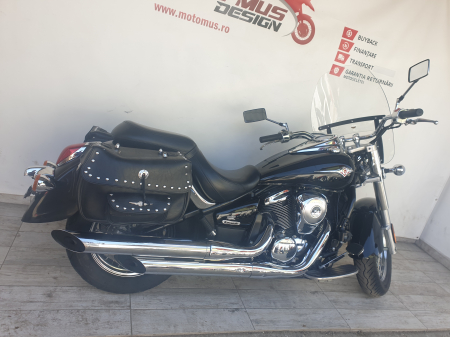 Motocicleta Kawasaki VN900 Vulcan Classic 900cc 49.6CP - K006921