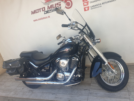 Motocicleta Kawasaki VN900 Vulcan Classic 900cc 49.6CP - K006924