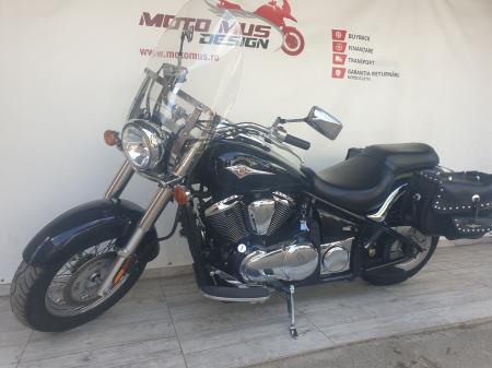Motocicleta Kawasaki VN900 Vulcan Classic 900cc 49.6CP - K006926