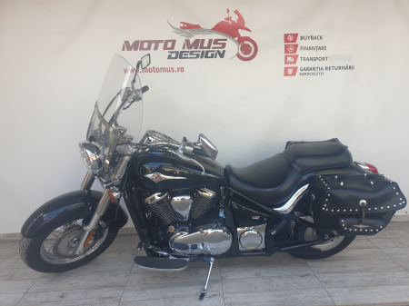 Motocicleta Kawasaki VN900 Vulcan Classic 900cc 49.6CP - K006925