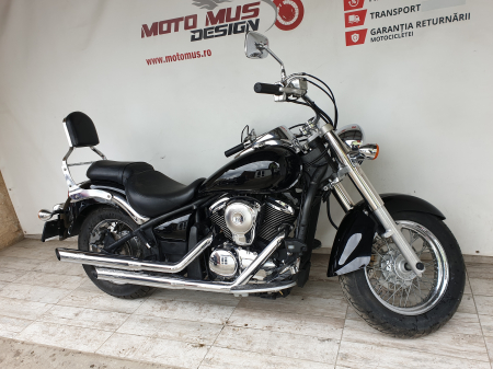 Motocicleta Kawasaki VN900 Vulcan Classic 900cc 49CP - K34189 [4]