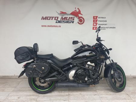 Motocicleta Kawasaki Vulcan S ABS 650cc 61CP - K053610