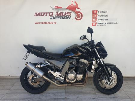 Motocicleta Kawasaki Z750 750cc 109CP - K161690