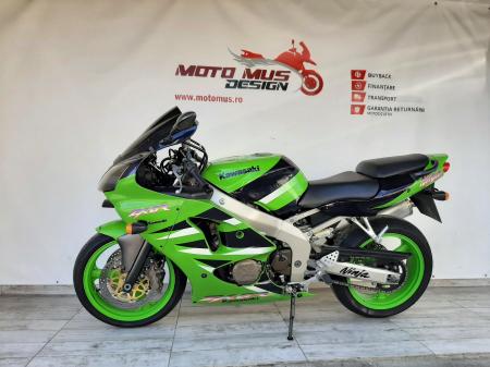 Motocicleta Kawasaki ZX-6R Ninja 600cc 109CP - K42901 [6]