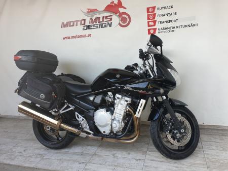 Motocicleta Suzuki Bandit 1250 ABS 1250cc 96.5CP - S07221 [4]