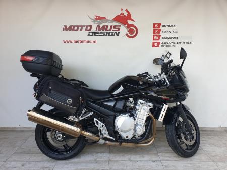 Motocicleta Suzuki Bandit 1250 ABS 1250cc 96.5CP - S07221 [0]