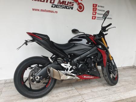 Motocicleta Suzuki GSX-S 1000 ABS 1000cc 143.5CP - Superba - S04111 [1]