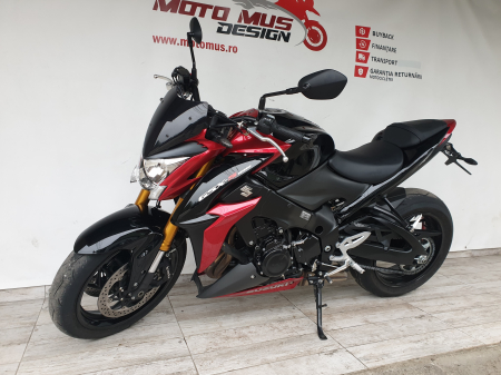 Motocicleta Suzuki GSX-S 1000 ABS 1000cc 143.5CP - Superba - S04111 [7]