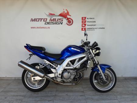 Motocicleta Suzuki SV 650 650cc 71CP - S01191 [0]
