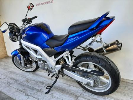 Motocicleta Suzuki SV 650 650cc 71CP - S01191 [10]