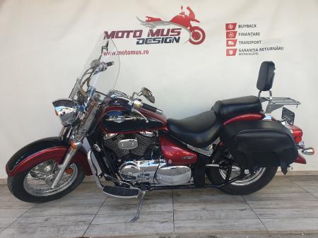 Motocicleta Suzuki VL800 Boulevard C50 800cc 52CP - S05687 [6]