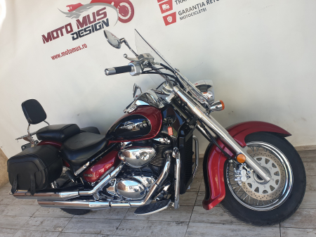 Motocicleta Suzuki VL800 Boulevard C50 800cc 52CP - S05687 [4]