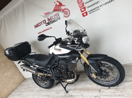 Motocicleta Triumph Tiger 800 ABS 800cc 94CP - T98236 [4]