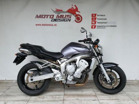 Motocicleta Yamaha FZ6 96.5CP 600cc - Superb - Y203890