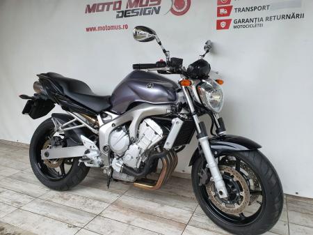 Motocicleta Yamaha FZ6 96.5CP 600cc - Superb - Y203894