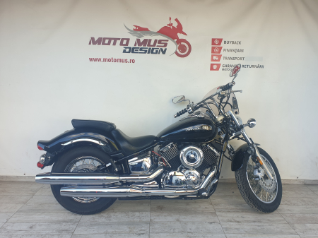 Motocicleta Yamaha XVS1100 V-Star 1100cc 60CP - Final Edition - Y222810