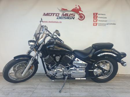Motocicleta Yamaha XVS1100 V-Star 1100cc 60CP - Final Edition - Y222816