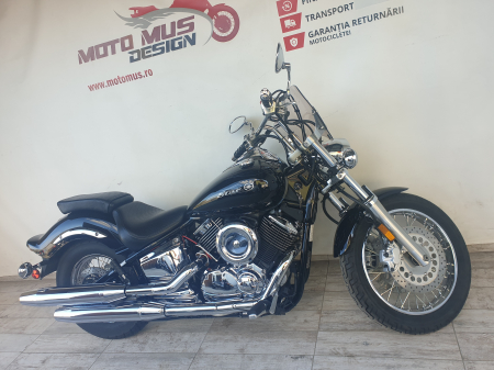 Motocicleta Yamaha XVS1100 V-Star 1100cc 60CP - Final Edition - Y222814