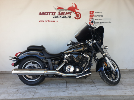 Motocicleta Yamaha XVS950 V-Star 950cc 50CP - Y02608 [0]