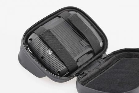 Navi case Pro M negru, rezistent la apa penru dispozitive pana la 130x95x25 mm. [3]