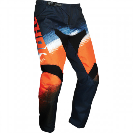 Pantaloni Copii Off-Road Thor Sct Vapr Portocaliu 24