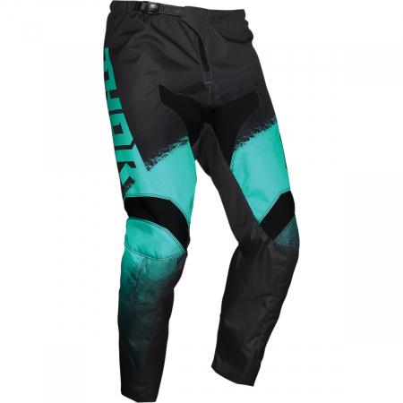 Pantaloni Copii Off-Road Thor Sct Vapr Charcoal 28