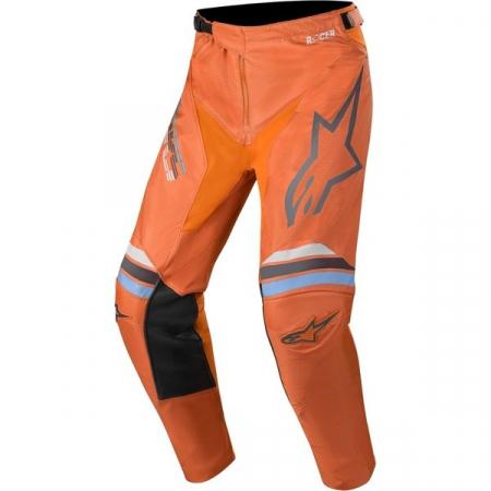 Pantaloni Cross-Enduro Alpinestars Racer Braap Portocaliu 30