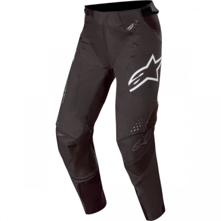 Pantaloni Cross-Enduro Alpinestars Techstar Graphite Negru/Alb 30