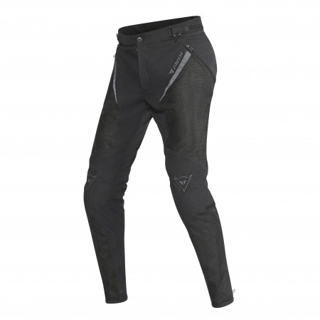 Pantaloni DAINESE TEXTIL DRAKE SUPER AIR LADY BLACK/BLACK marime 40
