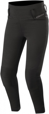 Pantaloni Dama Alpinestars 4W Banshee Riding Leggings Negru 2XL