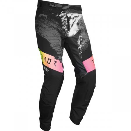 Pantaloni Off-Road  Thor Prm Pro Mesmr Negru 28
