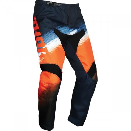 Pantaloni Off-Road  Thor Sector Vapr Portocaliu 38