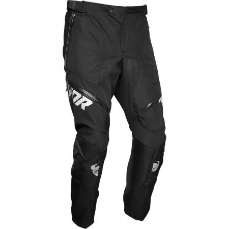 Pantaloni Off-Road  Thor Terrain Pants - In-The-Boot Negru 38