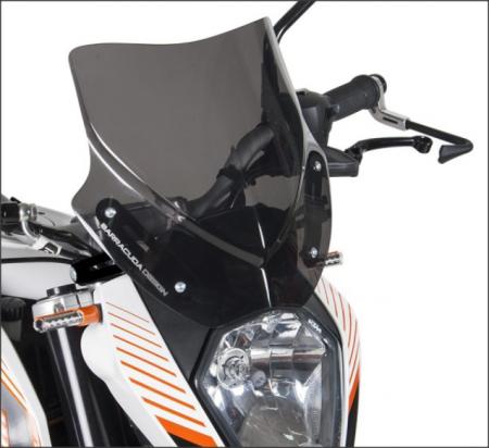 Parbriz sport AEROSPORT KTM33000