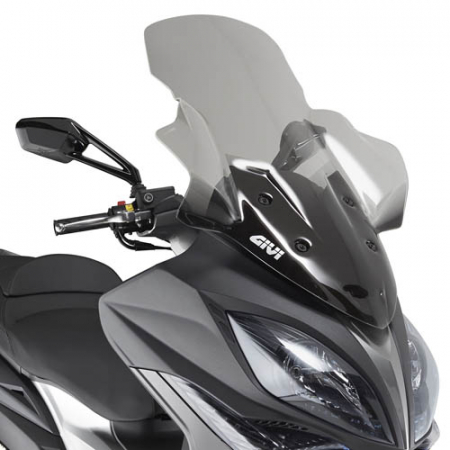 Parbriz transparent Kymco Xciting1