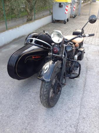 Harley-Davidson WLC - an 1943 [4]