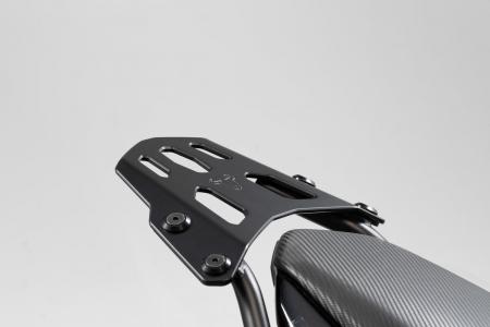 Placa adaptoare pentru Street-Rack negru pentru Givi Monokey4