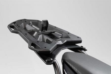 Placa adaptoare pentru Street-Rack negru pentru Givi Monokey2