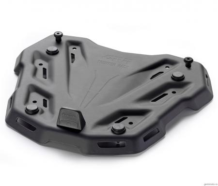 Placa Top Case Givi Monokey din aluminiu M9A